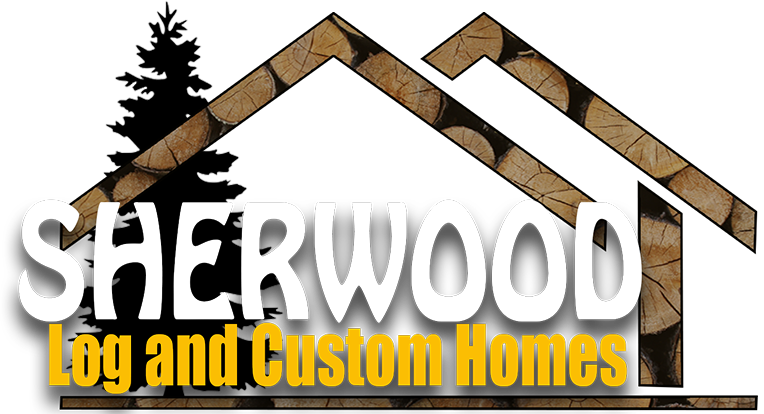 Sherwood Log Custom Homes Logo