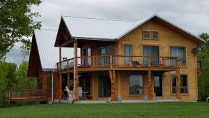 Louisburg Log Home (4)