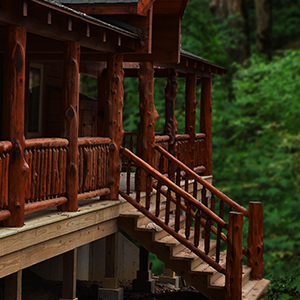 Missouri Log Home Builder